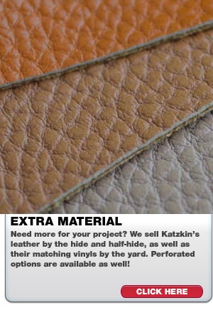 Katzkin Leather and Vinyl | ShopSAR.com