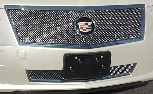 Service Manual Remove Front Speaker Grille 2010 Cadillac