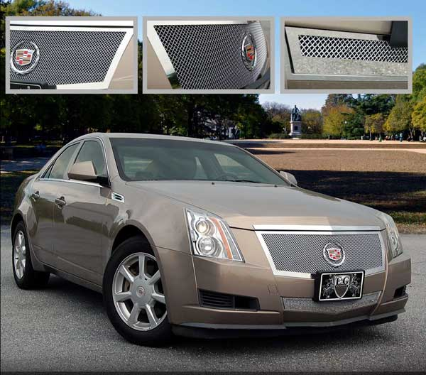 Cadillac CTS Fine Mesh Grille