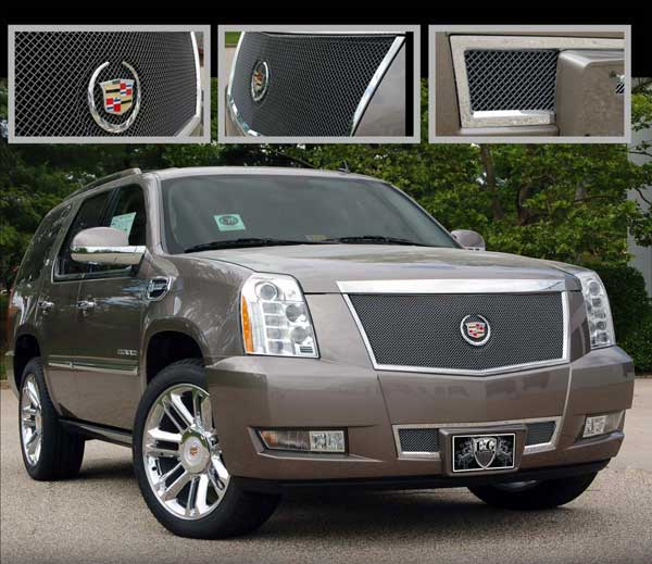 Cadillac Escalade Black Ice Grille