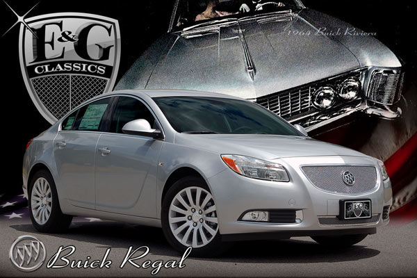 Buick Regal Mesh Grille
