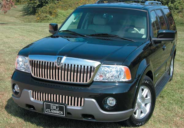 Lincoln Navigator with Z Grilles