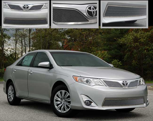 Toyota Camry Mesh Grille