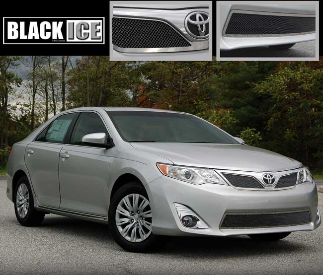 Toyota Camry Black Ice Grille