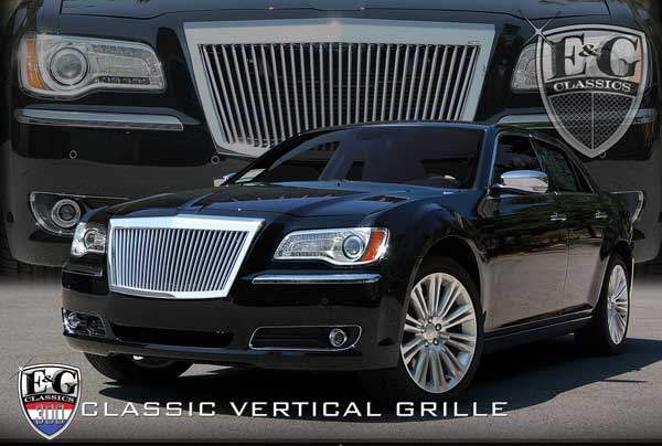 Chrysler 300 Classic Vertical Grille