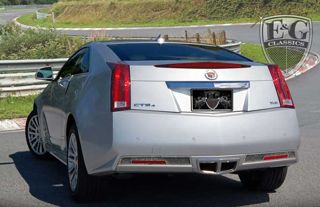 CTS Coupe Mesh Rear Accent