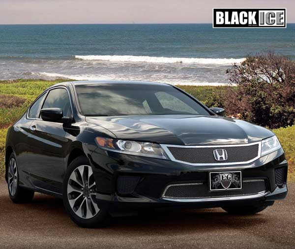 Honda Accord Black Ice Grille