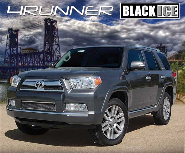 Toyota 4Runner Black Ice Grille