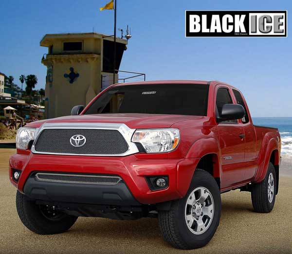 Toyota Tacoma Black Ice Grille