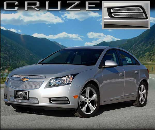 Chevy Cruze Brake Duct Covers