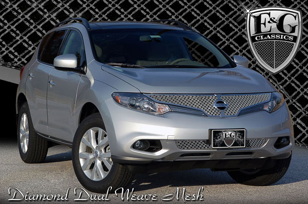 Nissan Murano Dual Weave Mesh Grille