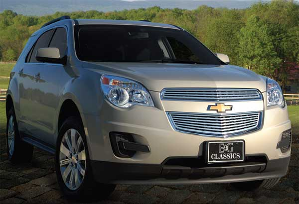 Chevy Equinox Q Grille