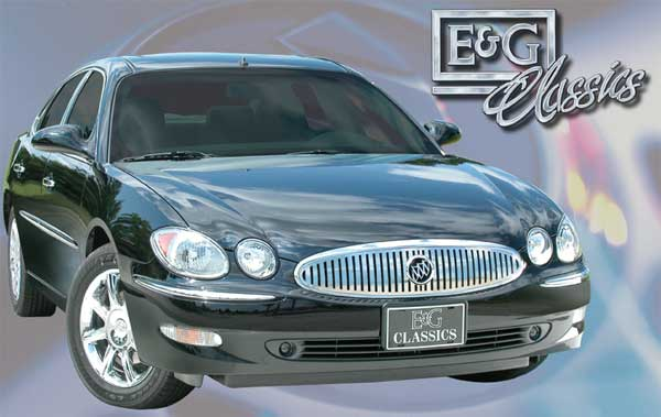 Buick LaCrosse Grille
