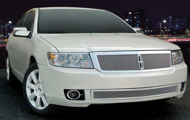 Lincoln MKZ Mesh Grille