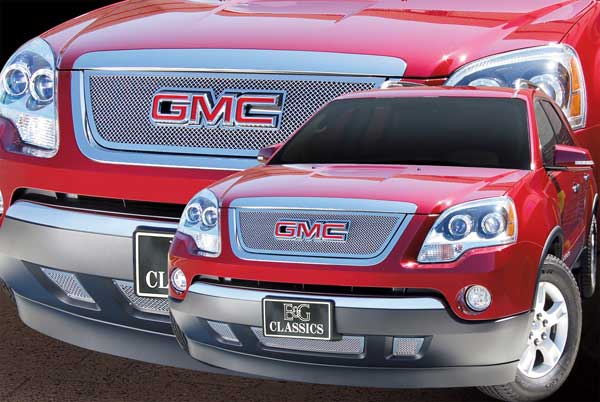 Acadia Mesh Grille