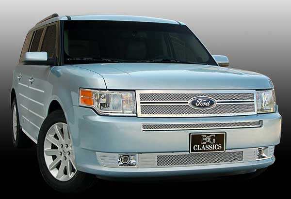 Ford Flex Mesh Grille