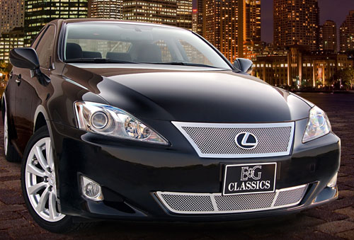 Lexus Is250 Is350 Fine Mesh Grille By E Amp G Classics 2006