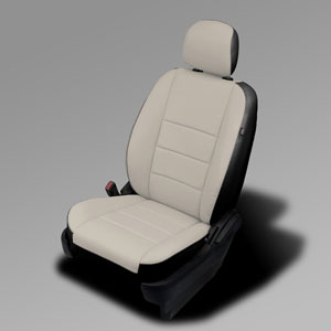Katzkin Upholstery for Dodge Caravan