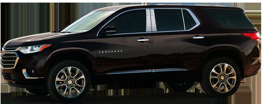 Chevrolet Traverse Accessories   Chevy Traverse ...