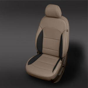 Hyundai Elantra Katzkin Leather