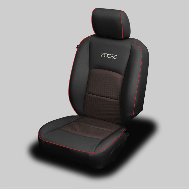 Dodge Ram Katzkin Foose Edition Leather Interior 2 Row