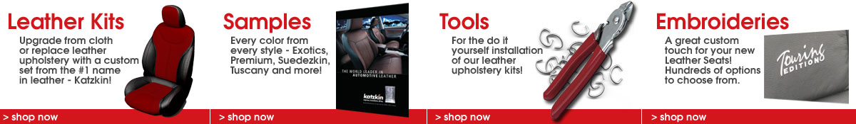 Katzkin Leather Upholstery Dealer