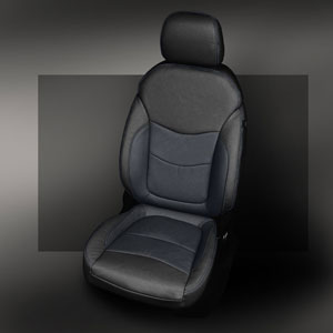 Katzkin Upholstery for Chevy Volt