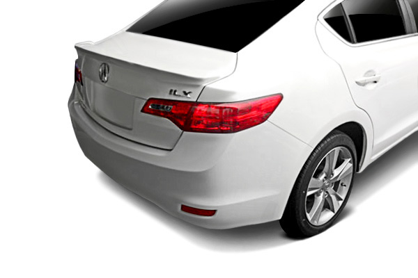 Acura ILX Painted Rear Spoiler, 2013, 2014, 2015, 2016 ...
