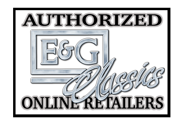 ShopSAR.com is an Authorized E&G Classics Dealer