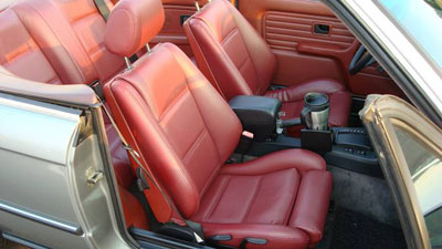 tzkin BMW 325I Leather