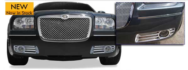 Chrysler 300 Chrome Fog Lamp Trim