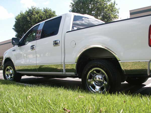 Ford F-150 Rocker Panel Trim
