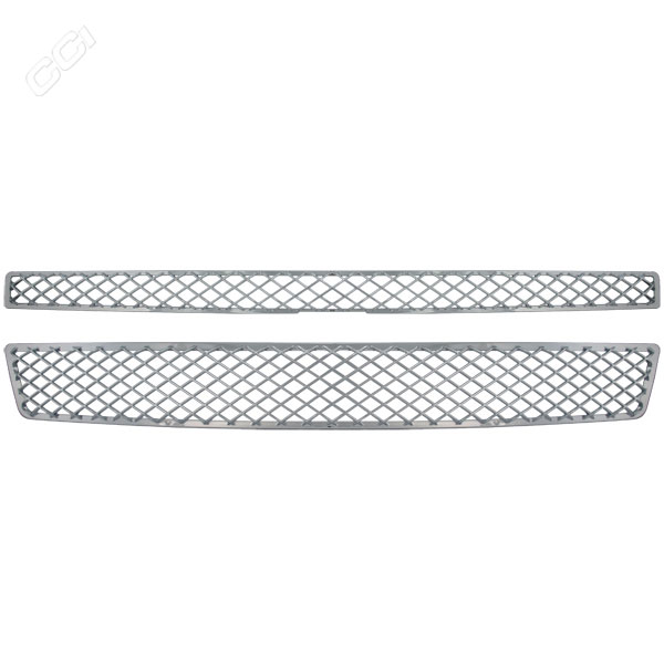 Chevy Avalanche Chrome Grille Overlay
