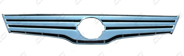 Nissan Altima Chrome Grille Overlay
