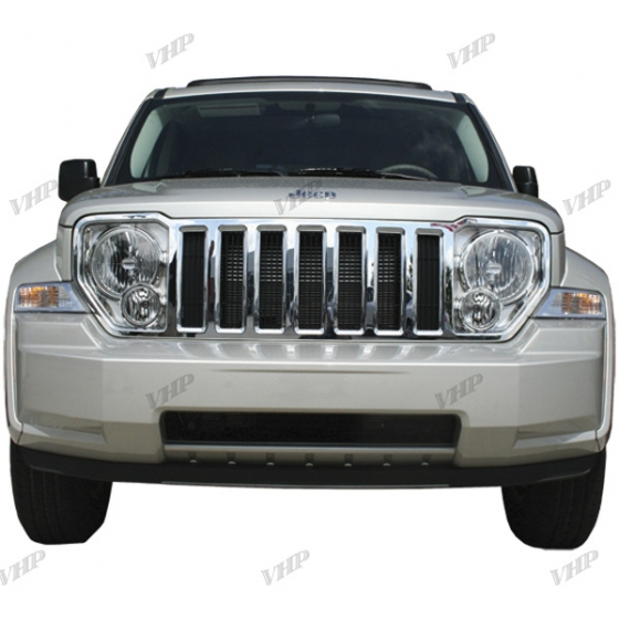 Jeep Liberty Chrome Grille