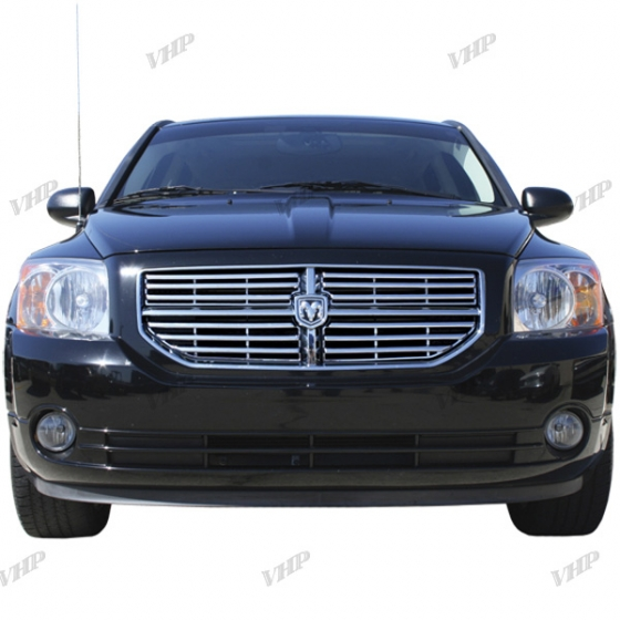 Dodge Caliber Chrome Grille Overlay