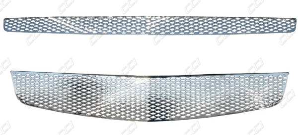 Chevy Malibu Chrome Grille Overlay