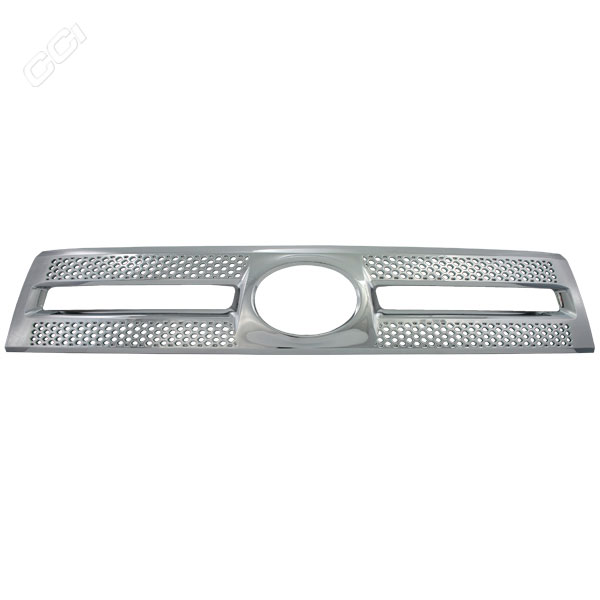 Toyota Tundra Chrome Grille Overlay