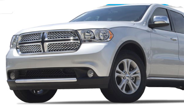Dodge Durango Chrome Grille