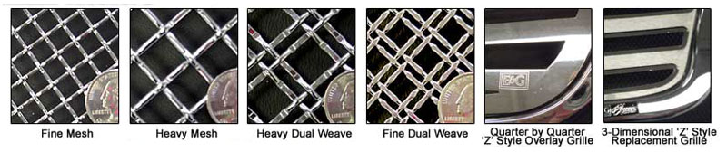 E&G Grille Styles