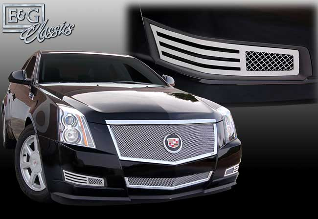 Cadillac CTS Brake Duct Covers