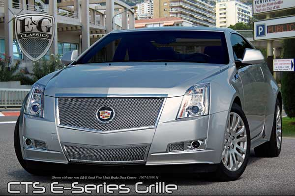 CTS Fine Msh Grille