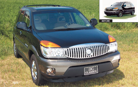 "Buick Rendezvous ""Z"" Grille"