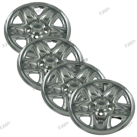 Toyota Tacoma Chrome Wheel Covers