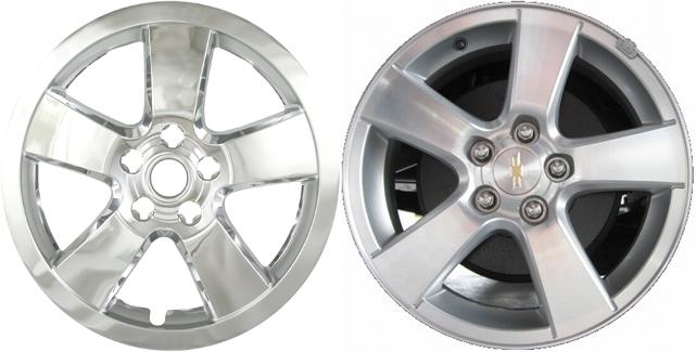 Chevrolet Cruze Chrome Wheel Covers 2011 2012 2013