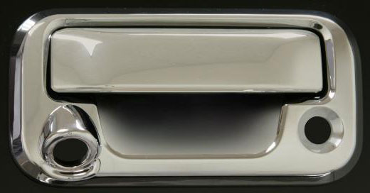 Ford F150 Chrome Tailgate Handle Cover  2004  2005  2006