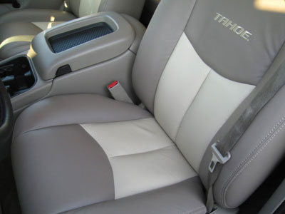 Katzkin Chevy Tahoe Leather