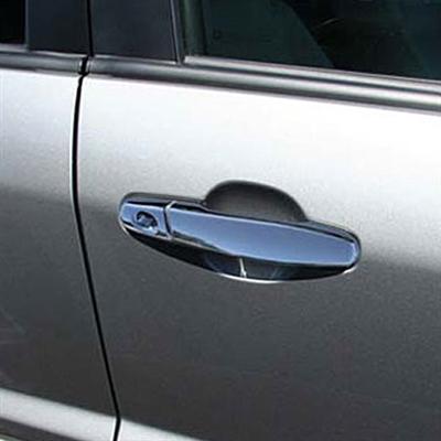 Chevrolet Equinox Chrome Door Handle Covers 2005 2009