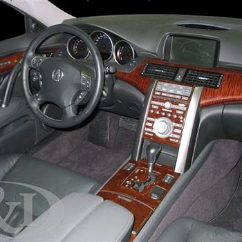 Acura Rl Wood Dash Kits Shopsar Com