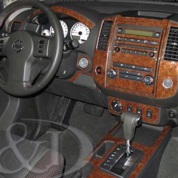 Nissan Xterra Wood Grain Dash Kits Shopsar Com